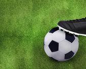 Desporto futebol — Fotografia Stock