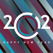 Happy new year 2012 — Stock Photo #8106632