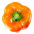 Orange Bell pepper — Stock Photo