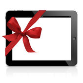 Ipad tablet computer — Stock Photo