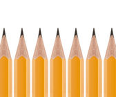 Sharpened pencil — Stock Photo