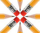 Close-up lápis — Fotografia Stock