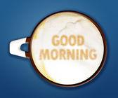 Coffee art — Stock Photo