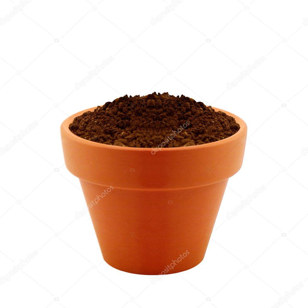 Земля для вазонов