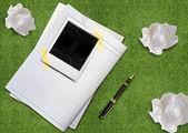 Curriculum vitae — Stock Photo