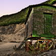 Stock Photo: Old shack