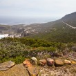 Cape of good hope near Cape Town — Stock Photo