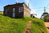 House in a township in South Africa — Stock Photo