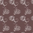 Stock Photo: Elegant lace vector pattern