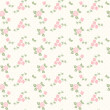 Spring seamless pattern with hearts and roses — Stock Photo #9323967