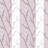 Vettore seamless texture dei rami — Foto Stock