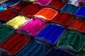 Färger i Nepal / Indien — Stockfoto