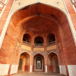 Entrance of Humayun's Tomb in Delhi, India — Stock Photo