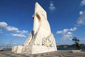 Monumento херонимуса dos - белем - лиссабон — Стоковое фото