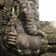 Statue of Ganesha - the Hindu elephant God on Bali - Indonesia — Stock Photo