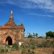 Stock Photo: Temple of Bagin Myanmar (Burma)