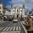 Стоковое фото: St. Anton (St. Antao) church in Evor- Portugal