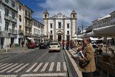 Kościół St. Anton (St. Antao) w Evora - Portugalia — Zdjęcie stockowe