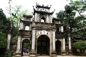 Entrance of the Perfume Pagoda in Vietnam — Stock Photo