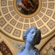 winter palace -hermitage museum- in st. petersburg - interior — Stock Photo