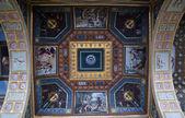Zimní palác - hermitage museum-v petrohradě - interiér — Stock fotografie