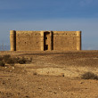 Qasr el-Kharaneh Castle (Desert Castle) in Jordan - 