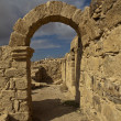 Stock Photo: UMM AR-RASAS ROMAN VILLAGE IN JORDAN