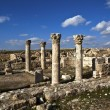 Roman Hercules temple in Amman (Citadel) Jordan — Photo
