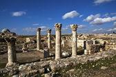 Roman Hercules temple in Amman (Citadel) Jordan — Stock Photo