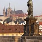 St. John of Nepomuk In Prague — Stock Photo #10080681