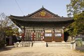 Buddhist Temple In Seoul — Stock Photo