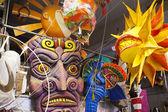 Parade Decorations — Stock Photo