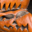 Scary Pumpkin — Stock Photo #8367713