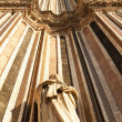 Bell Tower Of The Orvieto Duomo - Stock Photo