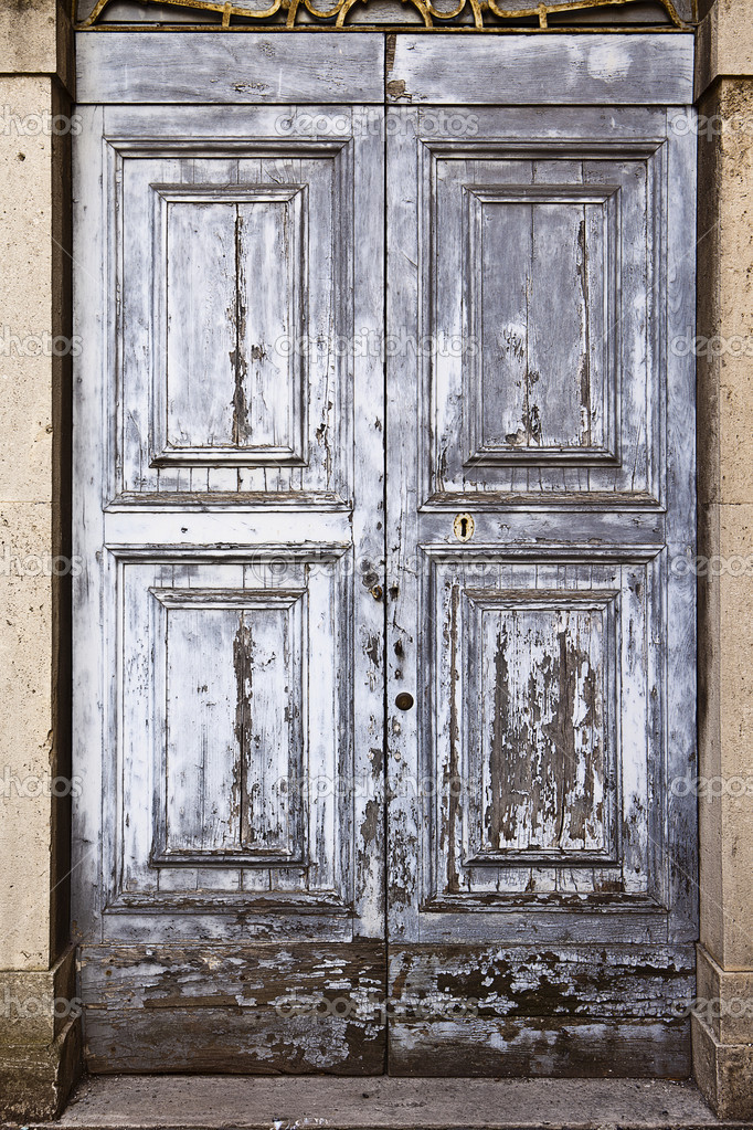 Old Door With Texture — Stock Photo © searagen #8524009Old Door Texture