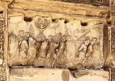 Sacking of Jerusalem — Stock Photo