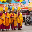 Gaden Shartse TibetMonks — Stock Photo #8618151