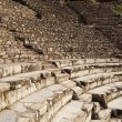 Greek Theater at Ephesus — Stock Photo