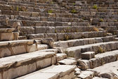 Roman Theater Seats — Stock Photo