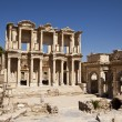 library of celsus at ephesus — Stock Photo