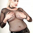 Fishnet Top - Zdjcie stockowe