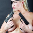 G.I. Jane — Stock Photo