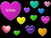 Srdce — Stock fotografie