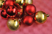 Christmas ornament background — 图库照片
