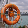 Life buoy — Stock Photo #9651410