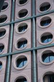 Hotel windows — Zdjęcie stockowe