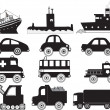 Transportation — Stockvector #9499768