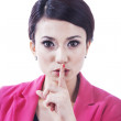 Business secret — Stock Photo #10360147