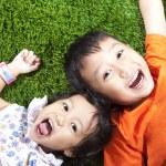 快乐儿童 — 图库照片