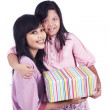 Mother and daughter on Mother's day — Stock Photo